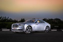 Rolls Royce Wraith 2014 Dubai