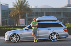 Mercedes w212 E55 Wagon