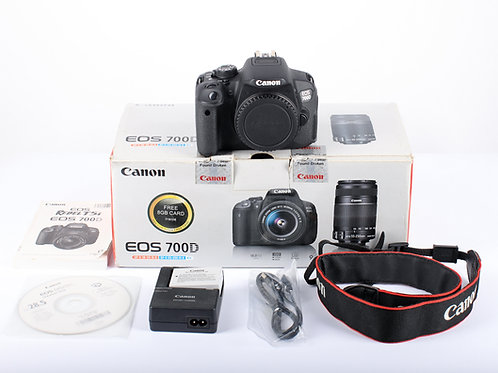 Canon EOS D700 Body Only
