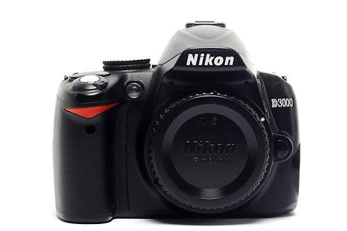 Nikon D3000 10.2 megapixel
