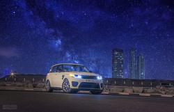 Range Rover svr 2015 Dubai