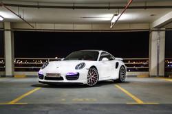 Porsche 911 2014 Dubai