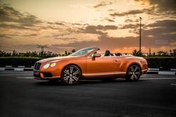 Bentley Continental GT Converti