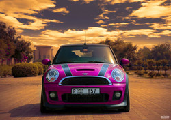 Mini Cooper s Dubai