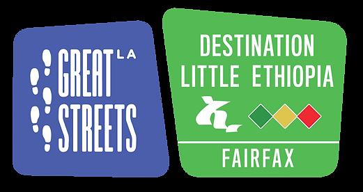 Great Streets la & Little Ethiopia Fairf