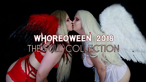 13 Nights of WhoreOween 2018