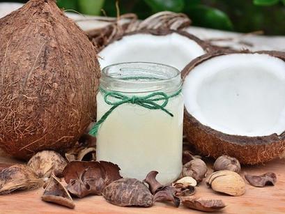코코넛오일의 피부미용 효과