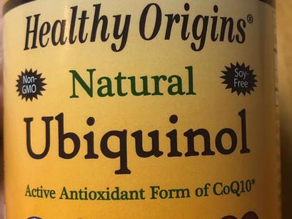 코큐텐 CoQ10의 활성 항산화제 유비퀴놀의 효능과 부작용