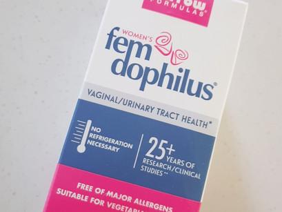 여성 질건강을 위한 유산균 재로우 우먼스 펨 도필러스 장용성 유산균 추천