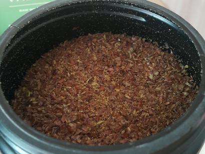 아마씨 가루 밥 해먹기 효능과 부작용 리그난 풍부 Barlean's, Flaxseed 바린스 플랙스 씨드