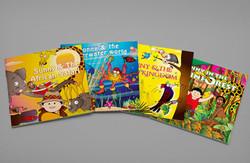 Sunny's Adventure Series