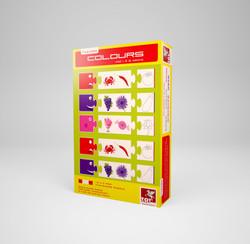 ToyKraft Colours Puzzle Box