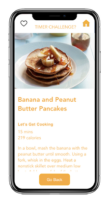 Smart Chef - Search Result Example 1