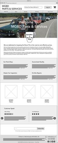 MGBD - Home Page