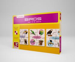 ToyKraft Birds Puzzle Box