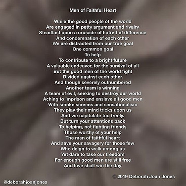 Men of Faithful Heart