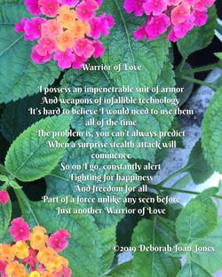 Poem Deborah Joan Jones