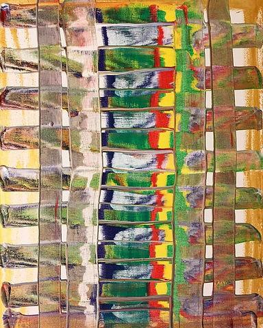 'Gaze'. Original artwork by Deborah Joan