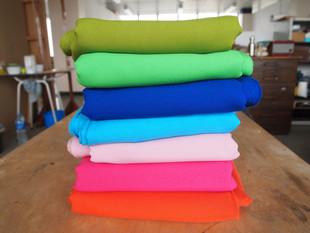 Coloured Cloths
