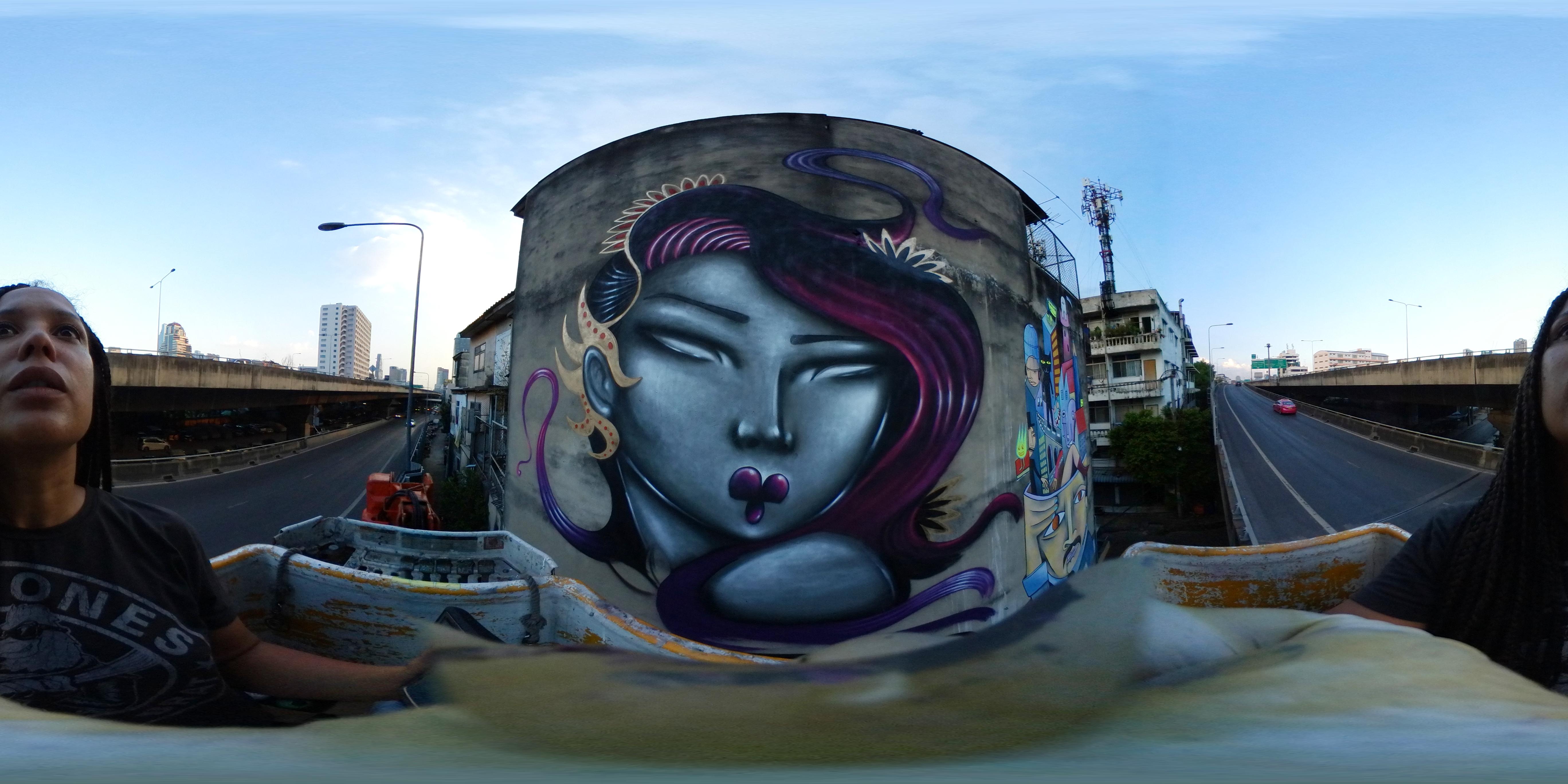 Facade bangkok
