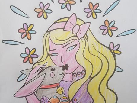Color me happy! Du coloriage créatif!