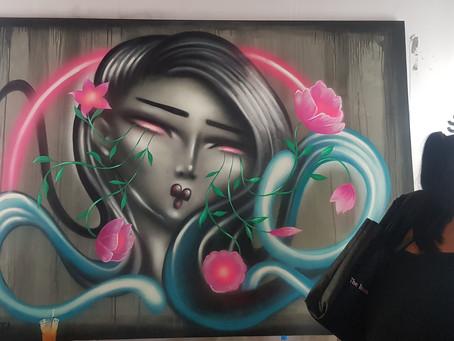 Street art festival Bangkok 2018