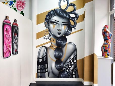 """Exposition """" Sans artifice """" à la Galerie Wawi"""