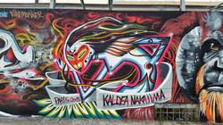 Fire monkey, malta 2015
