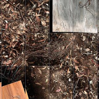 Builder's Dump (Flatbed  Suburbia #12) 168 X 90 cms