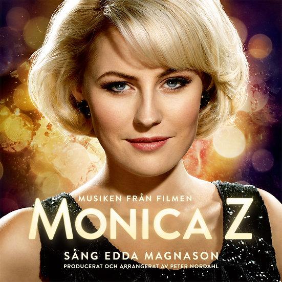 EDDA MAGNASON / Monica Z - Musiken Från Filmen