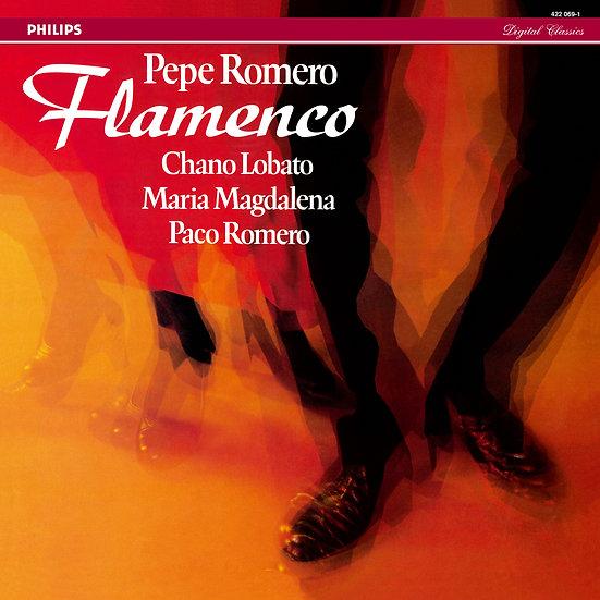 PEPE ROMERO / Flamenco (2LP)