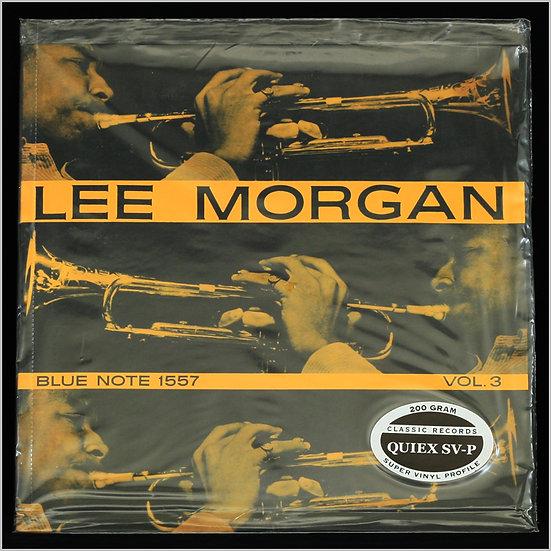 LEE MORGAN / Vol. 3 (Classic Records)