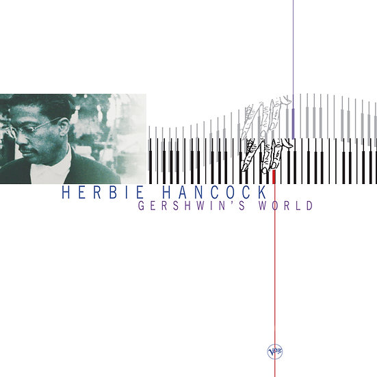 HERBIE HANCOCK / Gershwin's World