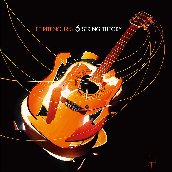 LEE RITENOUR / Lee Ritenour's 6 String Theory (2LP)