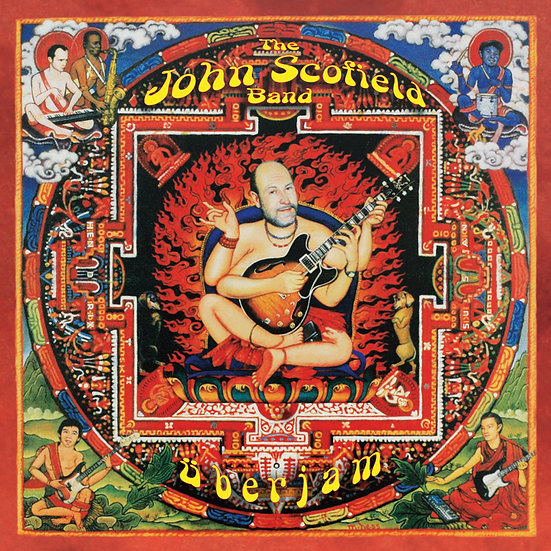THE JOHN SCOFIELD BAND / überjam (2LP)