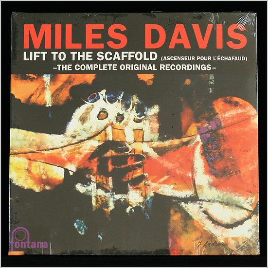 MILES DAVIS / Lift to the Scaffold (Ascenseur Pour L'Échafaud)