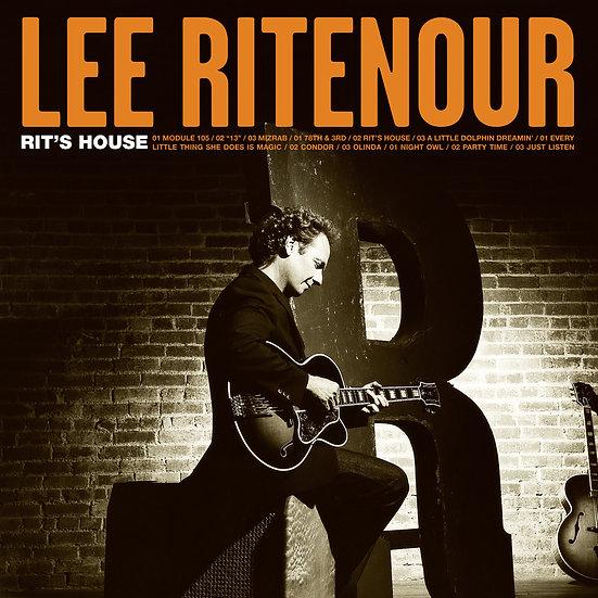LEE RITENOUR / Rit's House (2LP)
