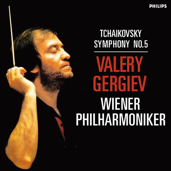 VALERY GERGIEV / Tchaikovsky: Symphony No.5