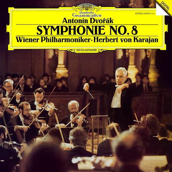 HERBERT VON KARAJAN / Dvořák: Symphonie No.8