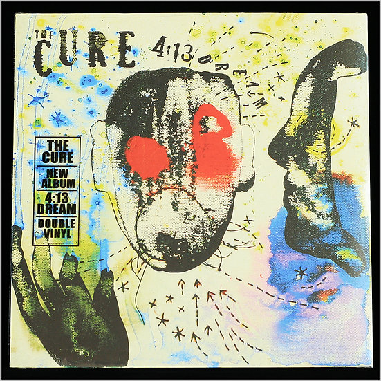 THE CURE / 4:13 Dream (2LP)