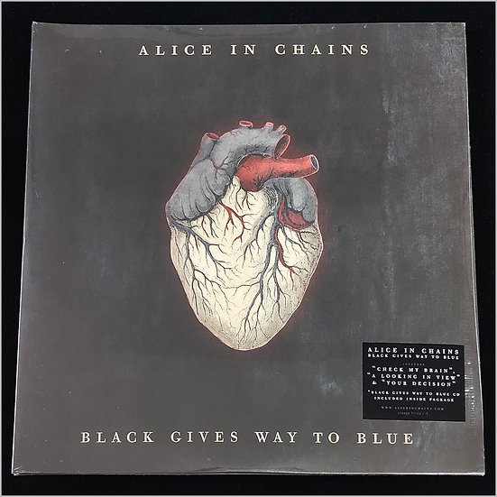 ALICE IN CHAINS / Black Gives Way to Blue