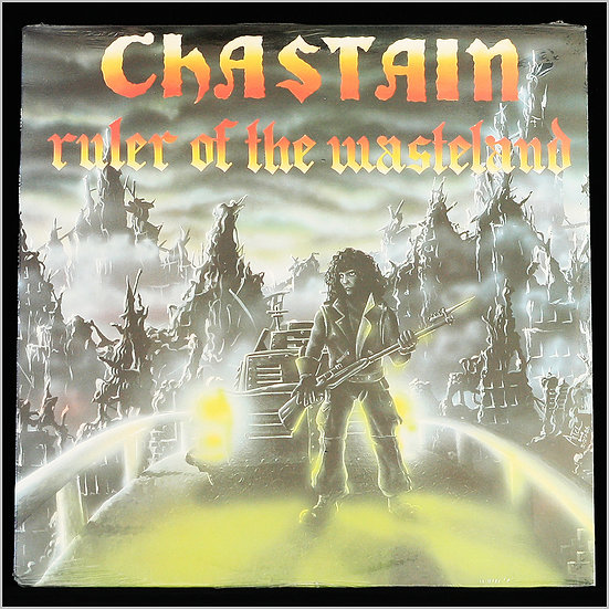 CHASTAIN / Ruler of the Wasteland