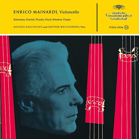 ENRICO MAINARDI / Enrico Mainardi Plays