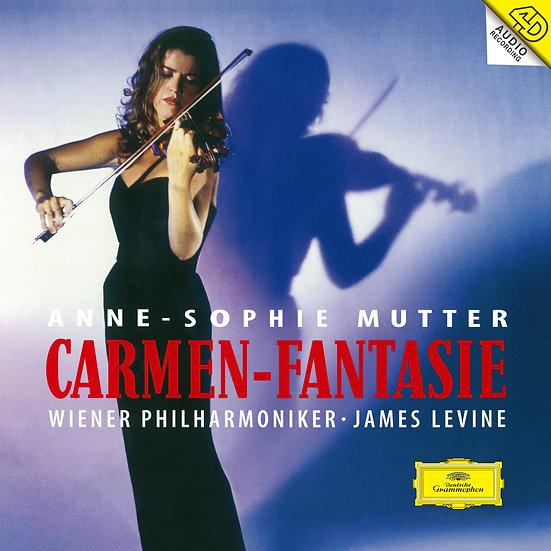 ANNE-SOPHIE MUTTER, JAMES LEVINE / Carmen-Fantasie (2LP)