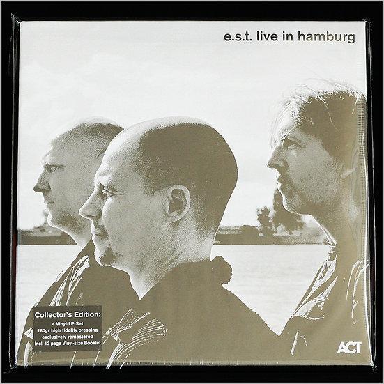 E.S.T. (ESBJÖRN SVENSSON TRIO) / Live in Hamburg (4LP Box)