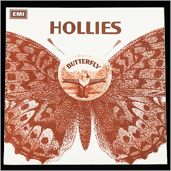 THE HOLLIES / Butterfly