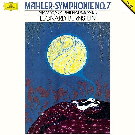 LEONARD BERNSTEIN / Mahler: Symphonie No.7 (2LP Box)