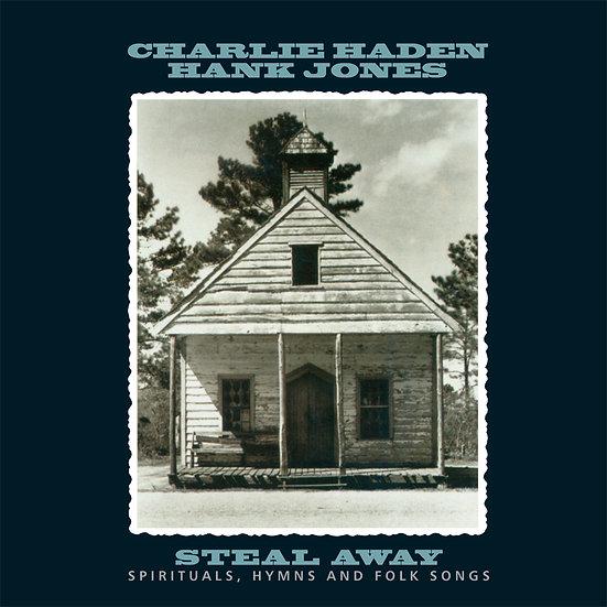 CHARLIE HADEN & HANK JONES / Steal Away (2LP)