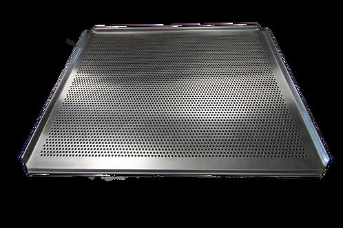 SCEPMA - CARTON 10 plaques aluminium perforées spécial MIWE gusto