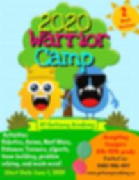 Warrior Summer Camp Flyer 2020.jpg